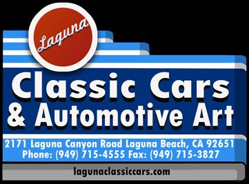 Laguna Classic Cars & Art