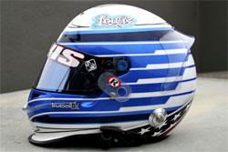 Helmet - Left Side