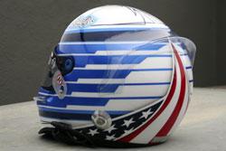 Helmet - Back [3/4 View]