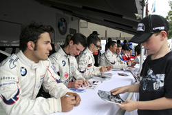Formula BMW Autograph Session