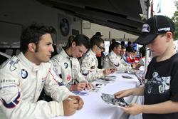 Formula BMW Autograph Session