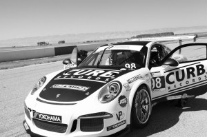 The entire Competition Motorsports/Curb-Agajanian team and driver Michael Lewis gained valuable knowledge after a recent test in between Rounds 1 and 2 in the IMSA Porsche GT3 Cup Challenge USA by Yokohama.
