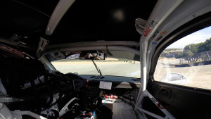 Here is an in-car GoPro camera view of Michael Lewis' No. 98 Competition Motorsports/Curb-Agajanian Porsche 911 GT3 Cup car.