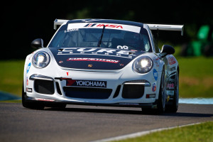 Canadian Tire Motorsport Park plays host to the next round of the IMSA GT3 Cup Challenge USA by Yokohama. Michael Lewis and the No. 98 Competition Motorsports/Curb-Agajanian Porsche 911 will be at the track July 9-12, 2014.