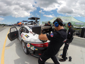 The Competition Motorsports/Curb-Agajanian team continues to provide Michael Lewis a front-running race car at each IMSA GT3 Cup Challenge USA by Yokohama event.