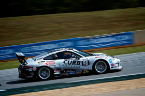 Michael Lewis attributes his strong run this season in the IMSA Porsche GT3 Cup Challenge USA by Yokohama to the hard work of the Competition Motorsports/Curb-Agajanian team, along with the help from his sponsor team.