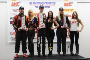 Michael Lewis seeks another podium appearance in the Pirelli World Challenge as he heads into Races 3 and 4 on March 28 and 29, at the St. Petersburg street circuit.