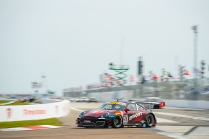 Michael Lewis will compete in his second street circuit of the 2015 Pirelli World Challenge season as he and the EFFORT Racing team visit the Toyota Grand Prix of Long Beach, April 17-19, 2015.