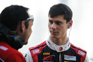 Michael Lewis credits the EFFORT Racing team for their guidance, support and expert preparation of the EFFORT Racing/Curb-Agajanian No. 41 Porsche 911 GT3 R this season.