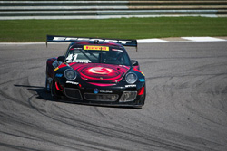 Michael Lewis will compete at Canadian Tire Motorsport Park for Rounds 8 and 9 of the Pirelli World Challenge on May 16 and 17.