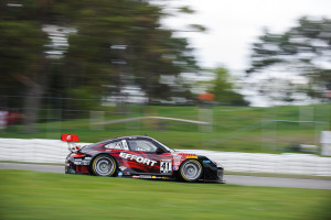 Michael Lewis will make his inaugural visit to Detroit this weekend for Rounds 10 and 11 of the Pirelli World Challenge.