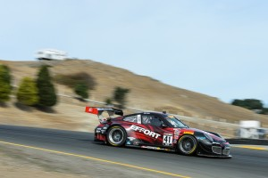 Michael Lewis made his best Pirelli World Challenge qualifying effort of the season at Sonoma Raceway. As a result, he would start Round 18 on Saturday, August 29, in 3rd position.