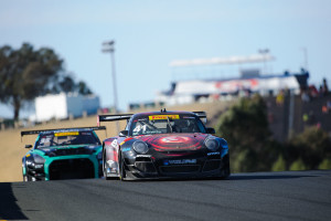 Michael Lewis hopes to lead the field of GT/GTA competitors for the Pirelli World Challenge season finale this weekend.
