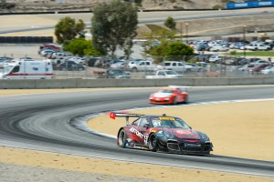 With the goal of earning a top-5 and driving a clean race, Michael Lewis concluded the 2015 Pirelli World Challenge season in the No. 41 EFFORT Racing/Curb-Agajanian Porsche 911 GT3 R with a 5th-place finish.