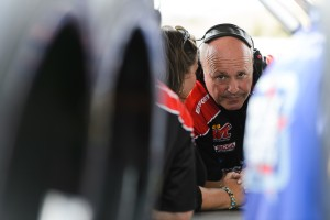 EFFORT Racing Technical Director Stefan Pfeiffer looks forward to working with Michael Lewis and Patrick Long during the 2016 Pirelli World Challenge season.