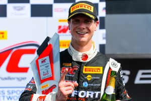 Michael Lewis dominated the streets of St. Petersburg, Florida, for Rounds 3 & 4 of the Pirelli World Challenge, by earning both poles, leading every lap, and claiming both victories.