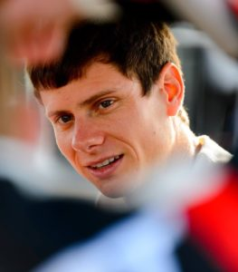 Michael Lewis returns to Pirelli World Challenge competition with the Calvert Dynamics team at Road America and Mid-Ohio Sports Car Course.