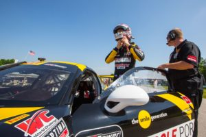 2016 Pirelli World Challenge Road America